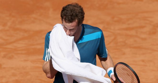 Andy Murray: Straight sets defeat in Naples