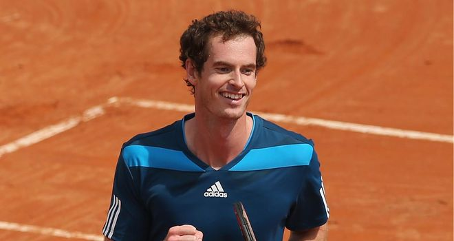 Andy Murray: it is five years since he faced Fabio Fognini