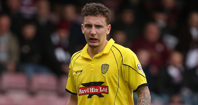 Callum McFadzean: Amongst the goals