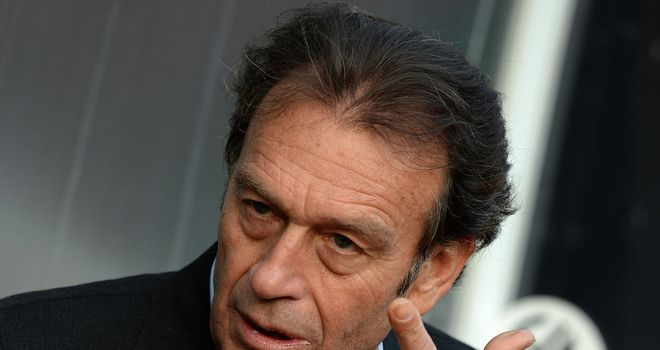 Massimo Cellino: Set to raid Italy again for Zan Benedicic