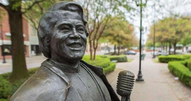 The legend of James Brown has strong roots here... (Photo: Travis Schwarz)
