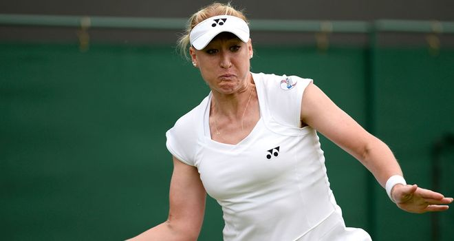 Elena Baltacha: 'An amazing person'
