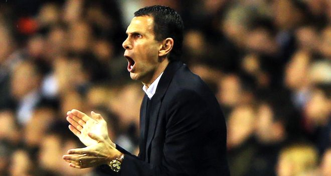 Gus Poyet: Looking for wins to keep Black Cats up