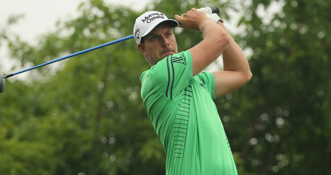 Henrik Stenson: Playing down battle for No 1