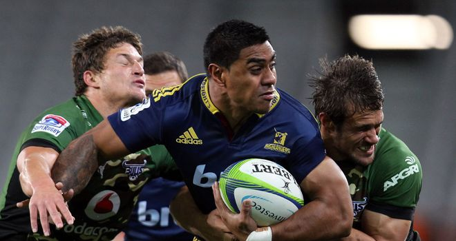 Malakai Fekitoa: One of five uncapped players in the New Zealand squad
