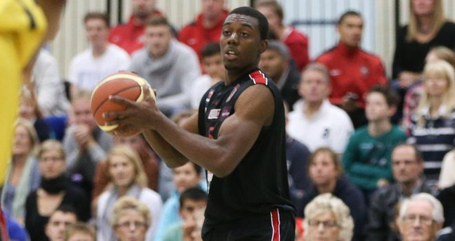 Jay Couisnard: Helped the Leicester Riders secure a 87-79 win over the Rocks