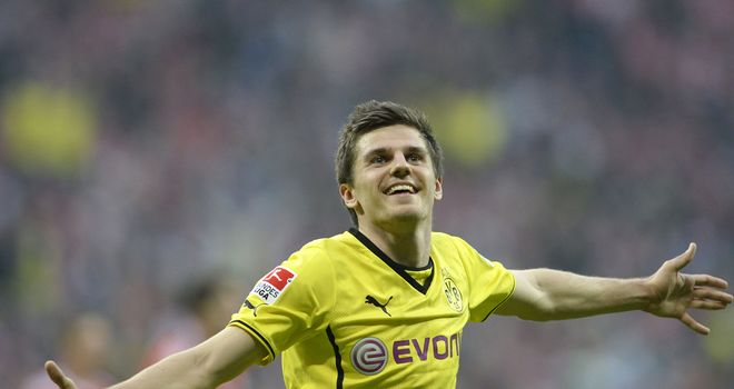 Hofmann: On the scoresheet for Dortmund