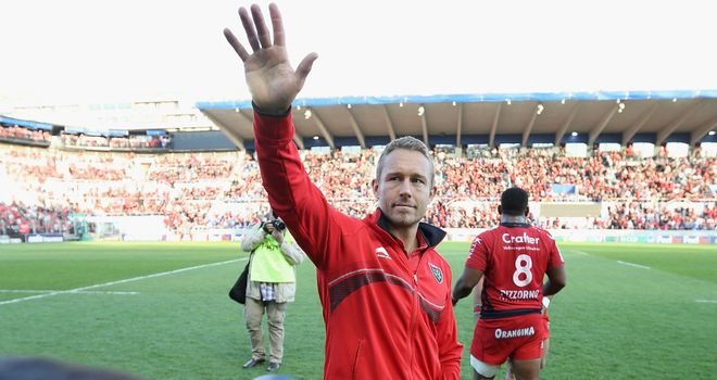 Jonny Wilkinson: Heineken Cup final will be one of his last games