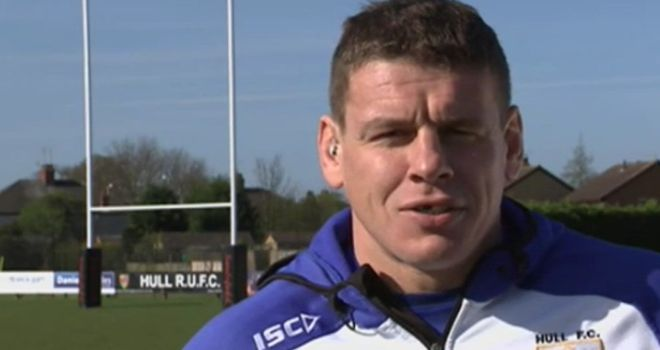 Lee Radford: gave credit to Wakefield