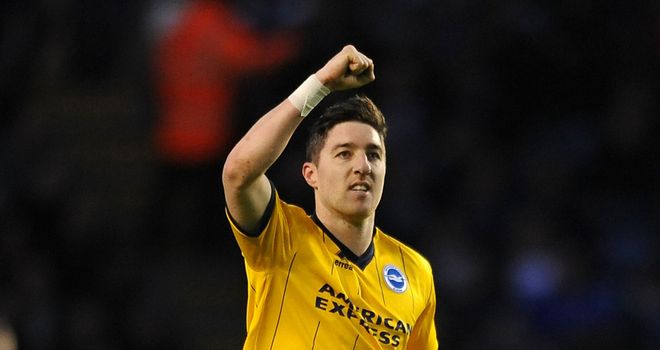 Stephen Ward: Full-back wants to return to Brighton