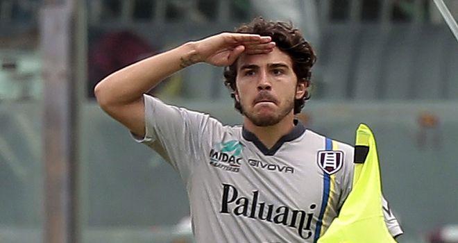 Alberto Paloschi is the main man