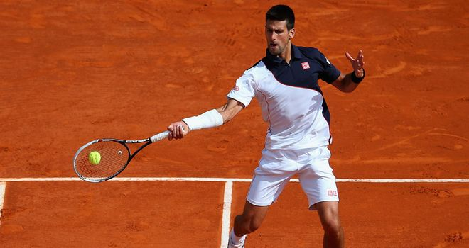Novak Djokovic: his injured wrist requires investigating