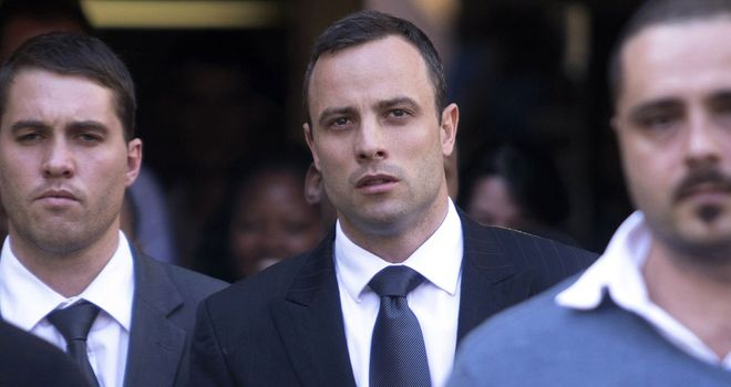 Oscar Pistorius is on trial in Pretoria