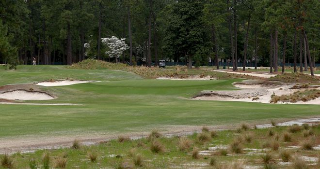 Pinehurst No 2: Rough removed, wider fairways, but still a tough test