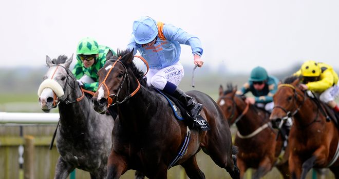 Moore: Will ride Toormore again