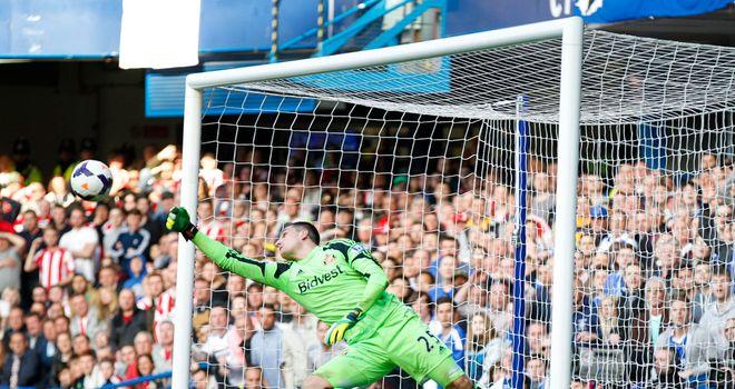Vito Mannone: Confident ahead of United clash