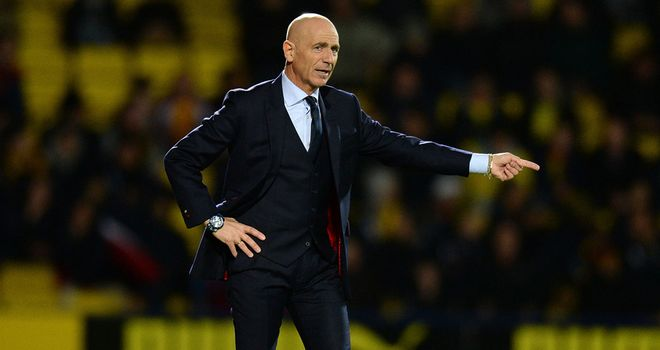 Sannino: Will not be leaving Watford