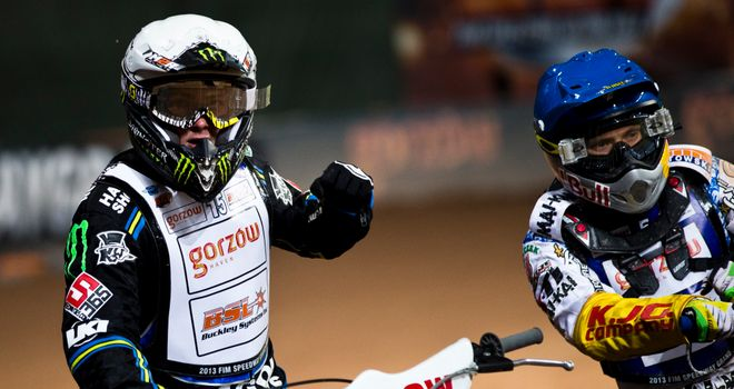 Darcy Ward: Looking to return for Poole on Wednesday