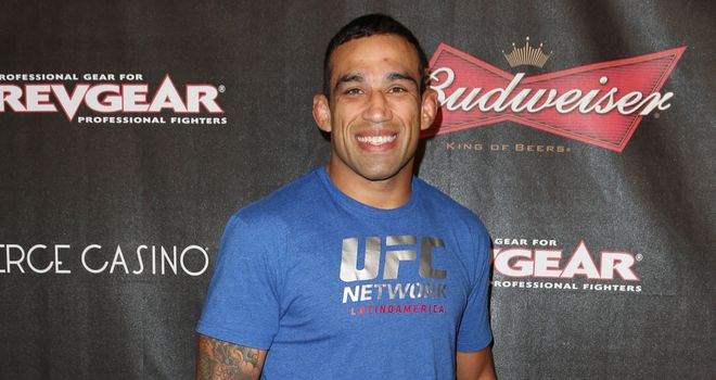Fabricio Werdum: Will face Cain Velasquez for the UFC heavyweight title