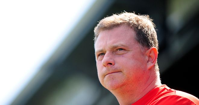 Mark Robins: Pleased by Sheffield United friendly