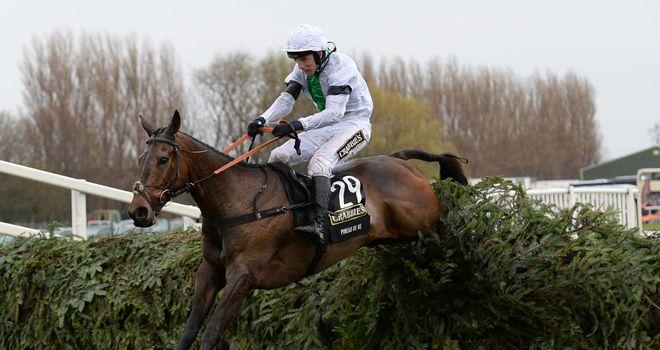 racing horse perth  handicap hurdle