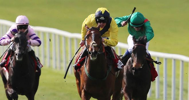 Inis Meain returned a beaten favourite