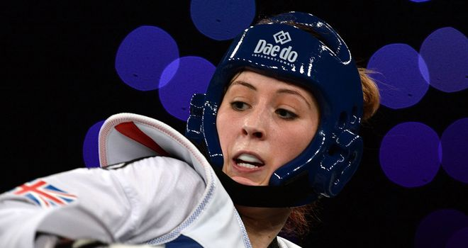 Jade Jones: Beaten in European final