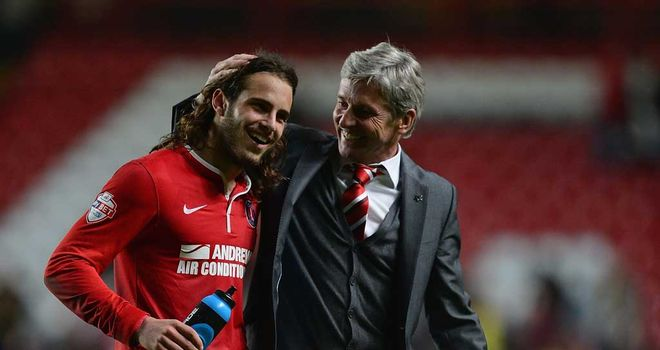 Jose Riga: Charlton boss unsure over his long-term future