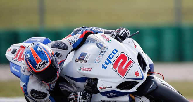 Josh Brookes: Claimed pole at Brands Hatch