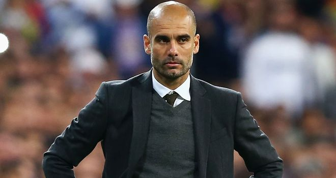 Pep Guardiola: Questions are being asked of the Bayern Munich manager