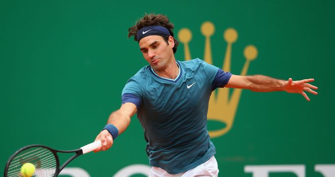 Roger Federer: Had no problems in second-round clash with Radek Stepanek