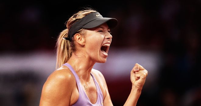 Maria Sharapova: Russian still searching for first title of 2014