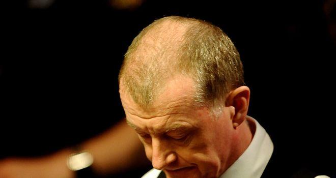 Steve Davis: Will 'the Nugget' grace the Crucible baize again?