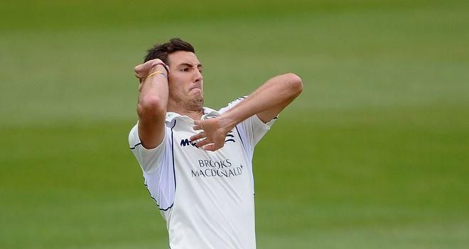 Steven Finn: Middlesex bowler back in England squad