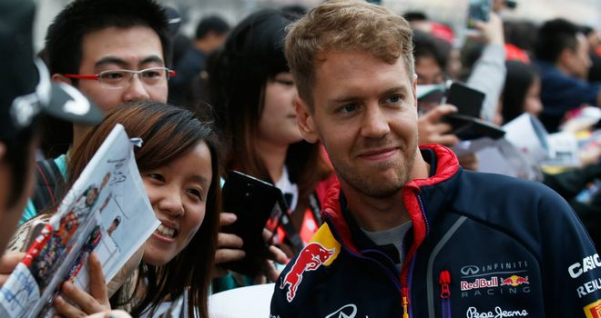 Sebastian Vettel: Having to face up to a new reality so far in 2014