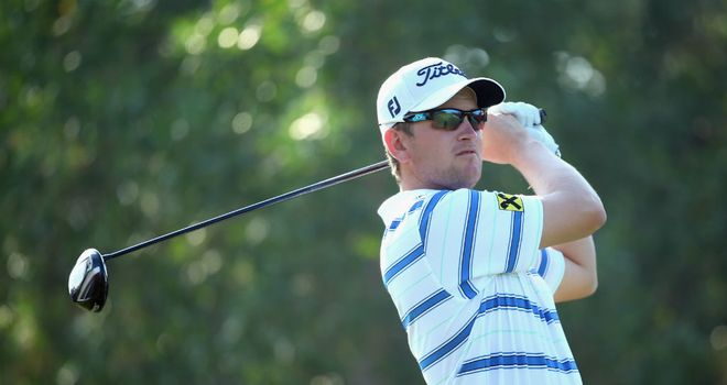 Bernd Wiesberger: Just one behind the leaders in Jakarta