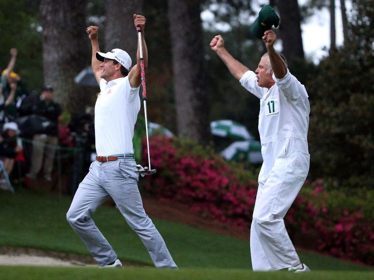 Will the panel back Adam Scott for another Masters title?