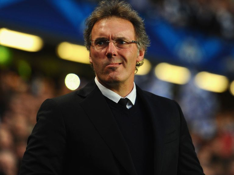 Laurent Blanc: PSG boss handed new deal