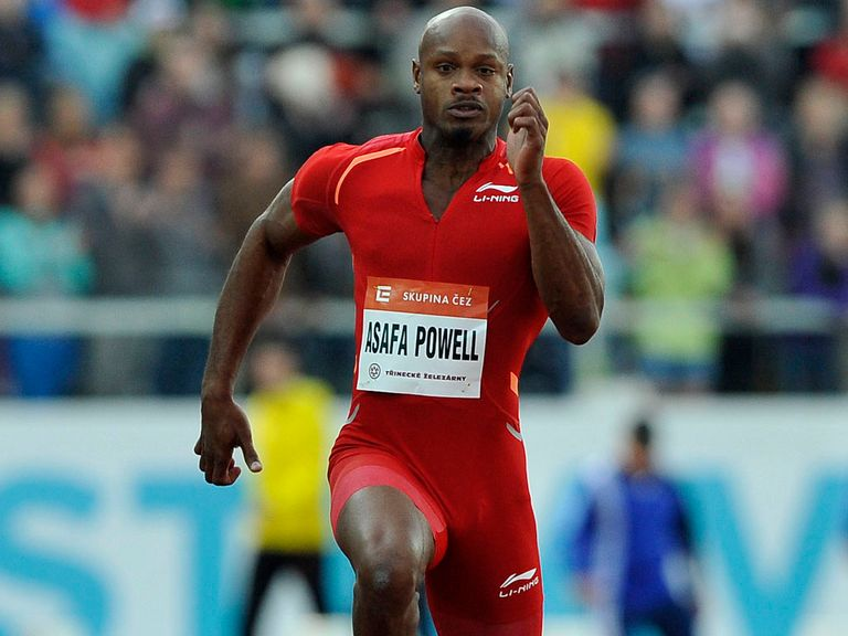 Asafa Powell: Free to compete immediately