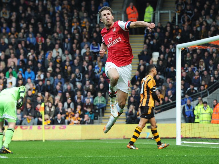 Aaron Ramsey: Missed an important stage of the season