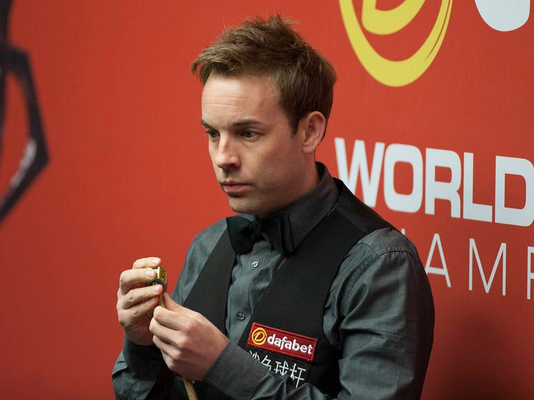 Ali Carter: Showed plenty of grit against Mark Selby