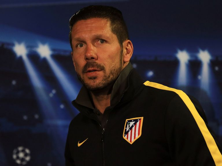 Diego Simeone: Will not change his approach