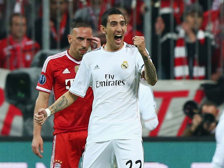 Angel Di Maria: Not on the way to PSG