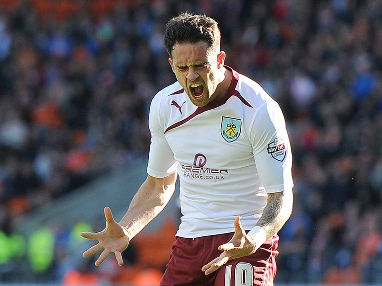 Danny Ings: Ignores transfer speculation