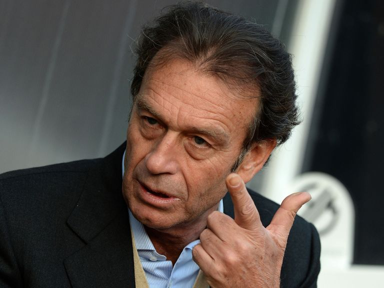 Massimo Cellino: President of Leeds United