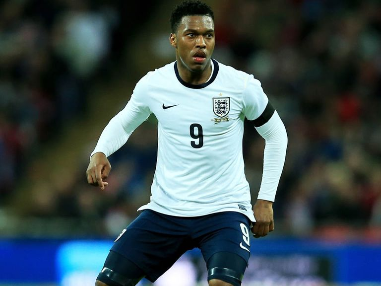 Sturridge: Hopes to continue his good domestic form in Brazil