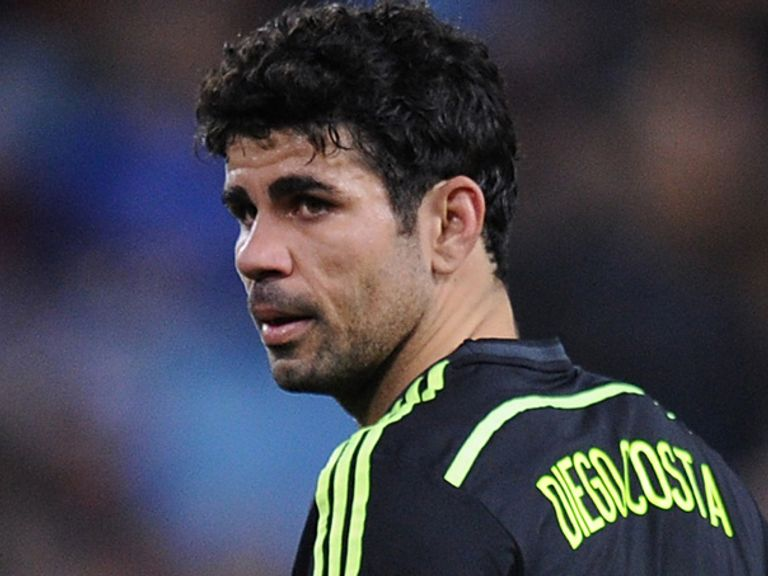 Diego Costa: Waiting for return to action