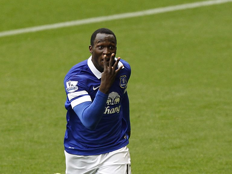 Romelu Lukaku: Has enjoyed a successful season on loan