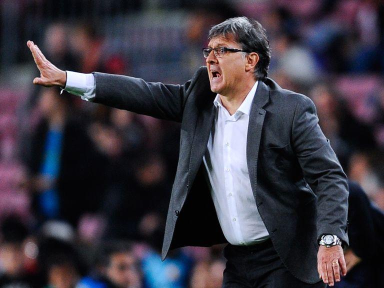 Gerardo Martino: Has confirmed his exit from Barcelona