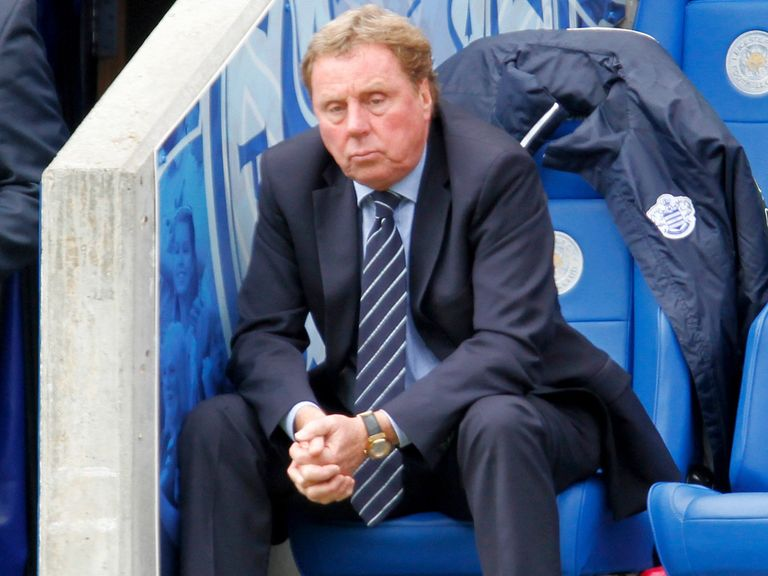 Harry Redknapp: Will need all of his experience